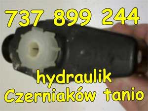 hydraulik Czerniaków tanio